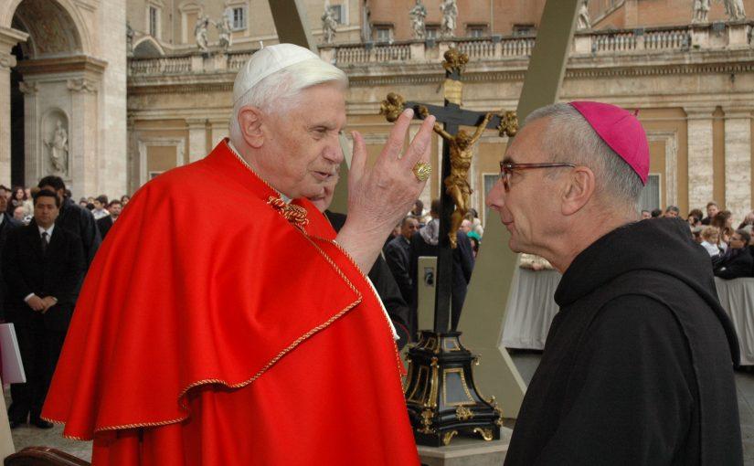 L'amour pour le pape
