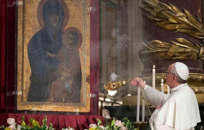 La Vierge de Rome