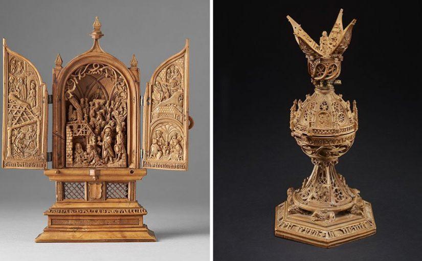 Artefacts du XVI° s.