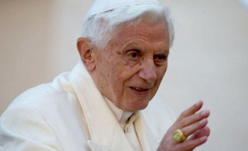 La contribution du pape émerite Benoît XVI