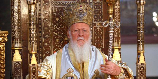 Message de Noël 2019 du patriarche oecuménique Bartholomée Ier