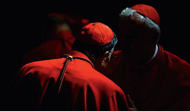 Pouvoir dans l'Église et abus spirituels