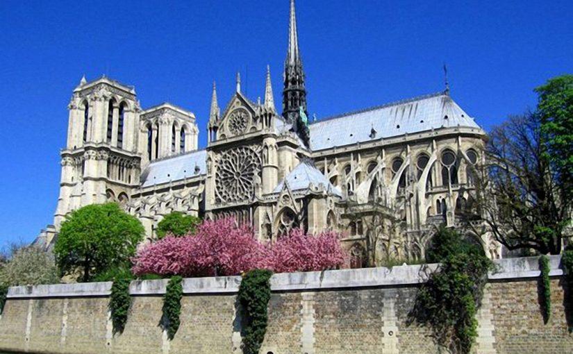 Cathédrale de Paris : regard d'un historien