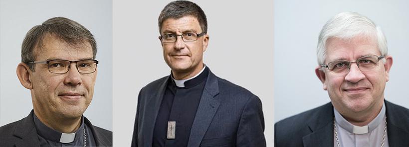 Renouvellement à la tête de la Conférence Épiscopale