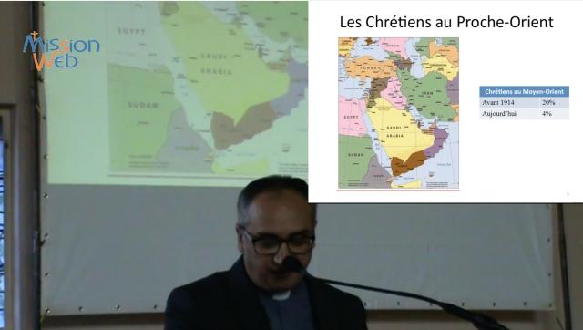 Entre la mort et la survie les chrétiens au Moyen-Orient sont-ils voués à l'extinction ?