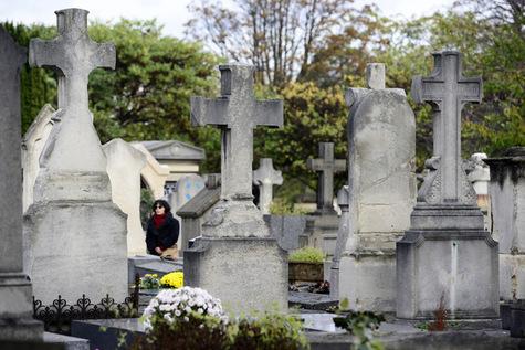 Les cimetières