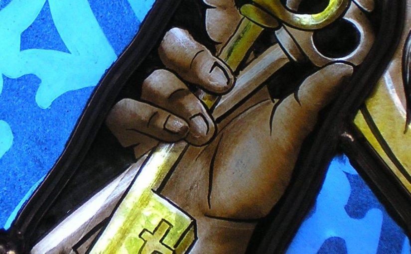 Les clés du Royaume des Cieux