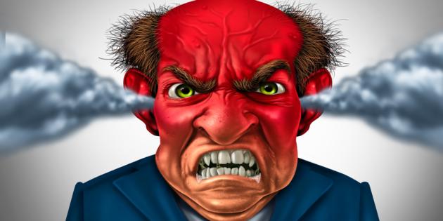 La colère et la douceur