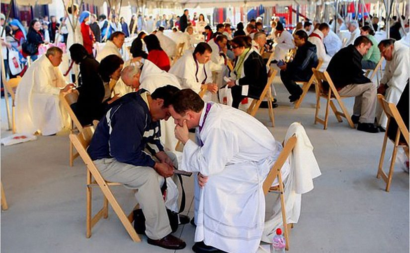 Pourquoi se confesser en présence d'un prêtre ?