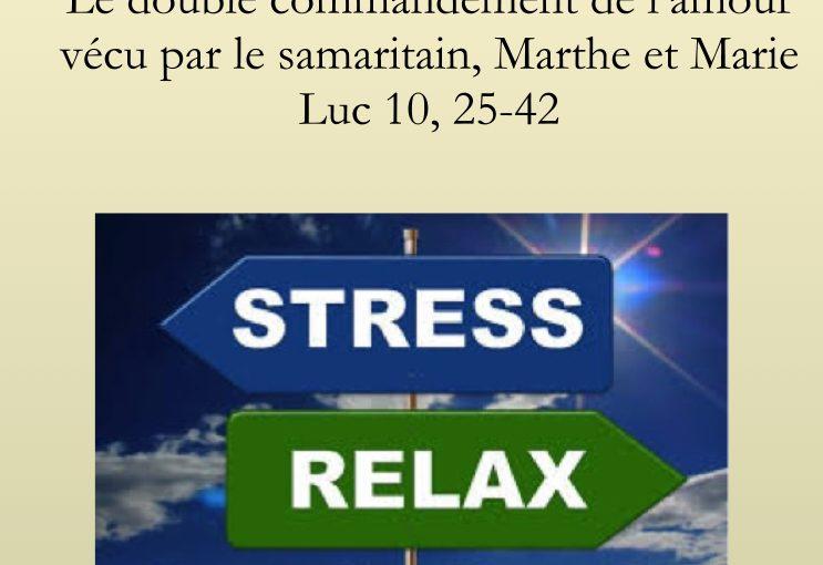 L'action sans stress