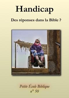 Handicap. Des réponses dans la Bible ?