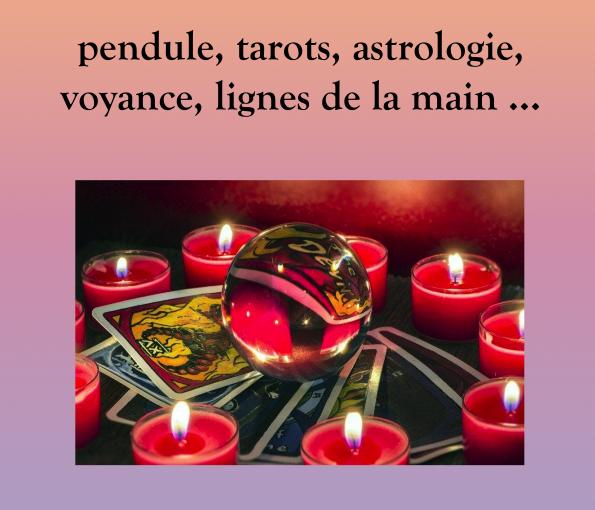 La divination et la voyance