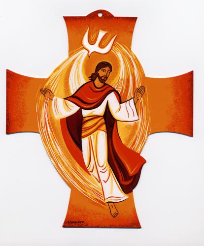 La miséricorde, plénitude de justice et d'amour, révélée par la croix et la résurrection