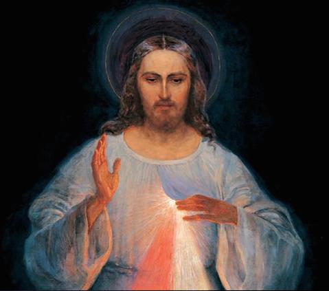 Sr Faustine et le message de Jésus sur la Miséricorde