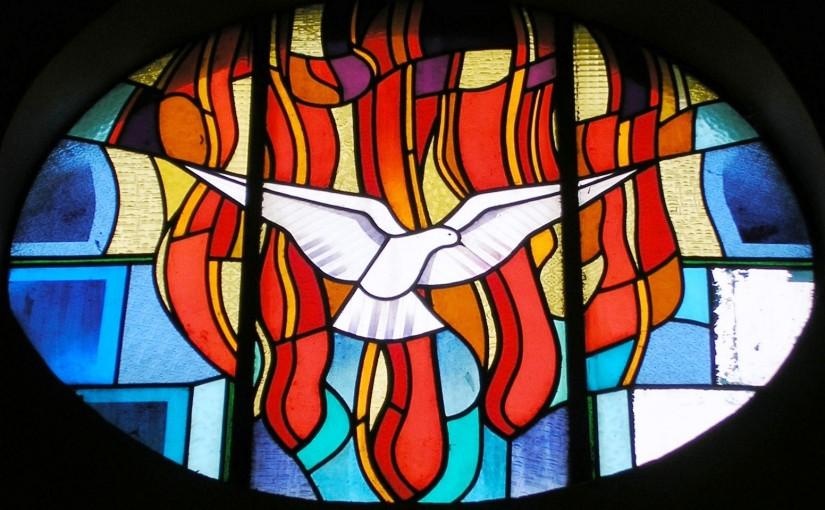 Seigneur, Esprit Saint, nous voici devant Toi