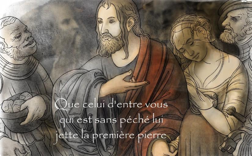 Jésus devant la femme adultère