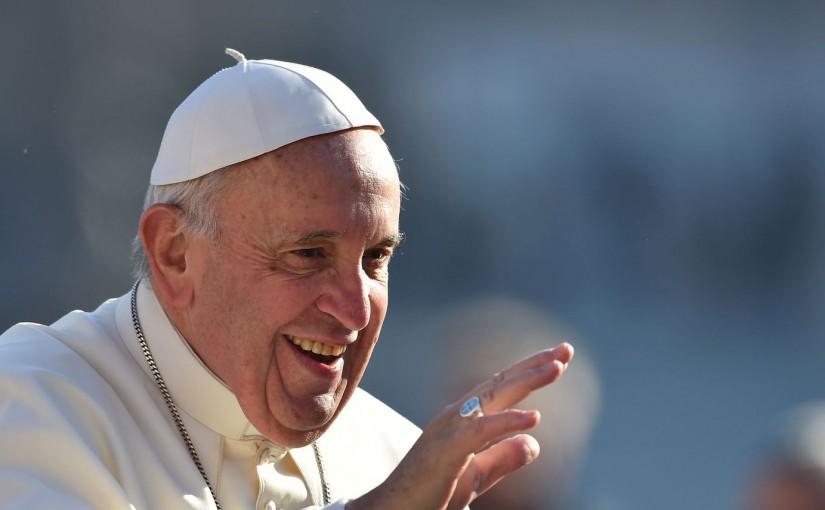 Lettre du pape François Miséricorde et Paix