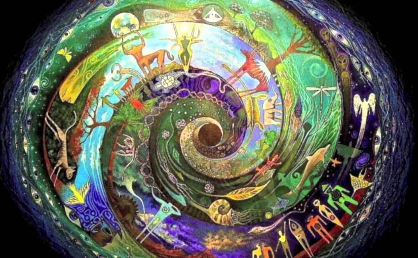 Gaïa, la terre-mère