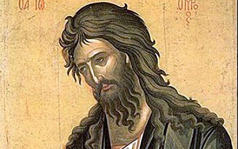 Jean-Baptiste, le Précurseur