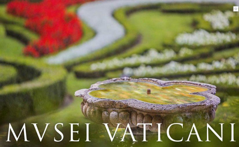 Un nouveau site pour les Musées du Vatican