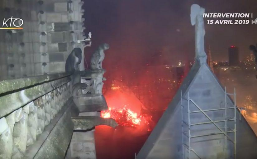 La reconstruction de la cathédrale est un signe du relèvement des personnes abîmées