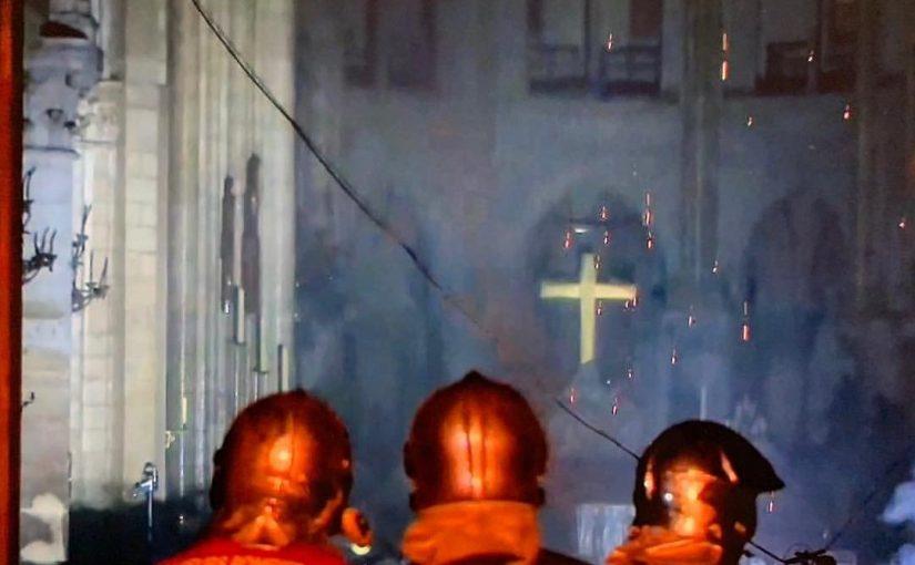 Témoignage de l'aumônier des pompiers de Paris
