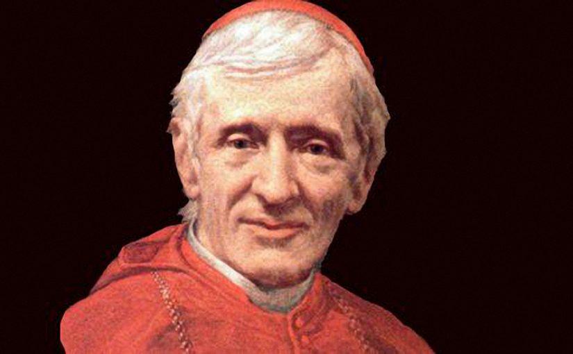 Canonisation de John Henry Newman