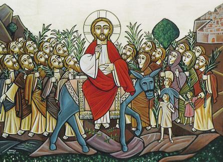 Pape François : dimanche des rameaux et de la Passion