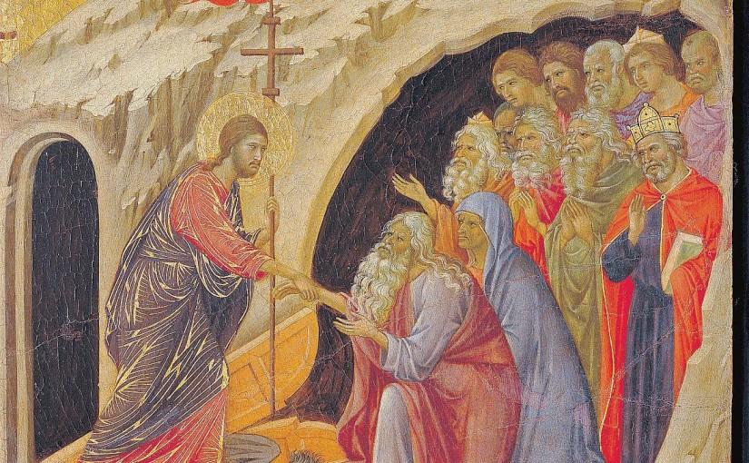 La résurrection des corps