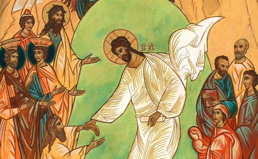 Jésus ressuscité !