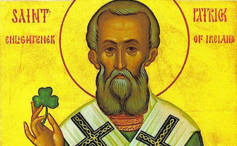 La prière de Saint Patrick
