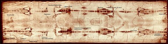 Comment un scientifique est venu à croire que le Saint Suaire de Turin est authentique