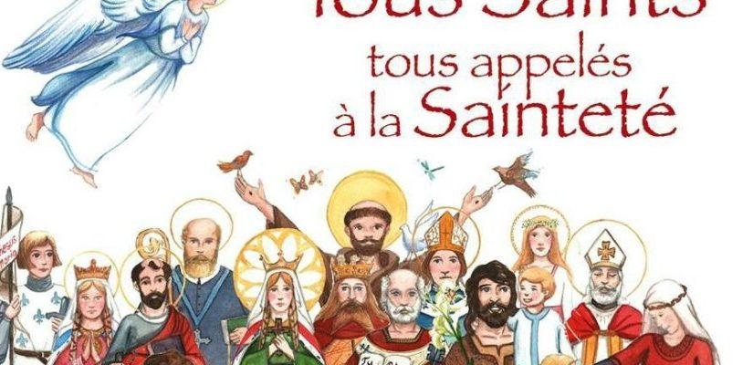 La sainteté de Dieu dans les saints