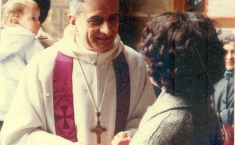 Hommage au P. Daniel Sesboüé
