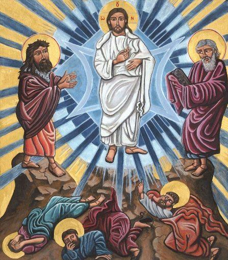 Jésus métamorphosé