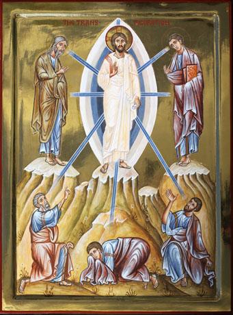 Transfiguration !