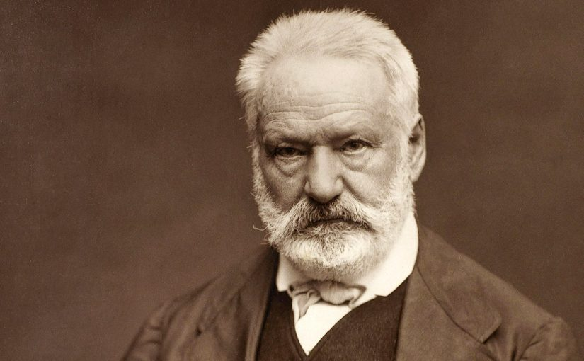 Si finement observé par Victor Hugo