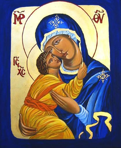 La maternité de Marie