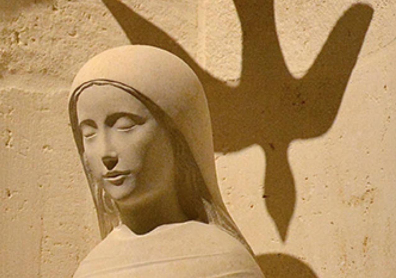 Sainte Marie, Mère de l'Église